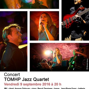 TOMHP Quartet Jazz